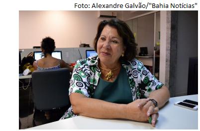 Eliana Calmon Bahia Notícias