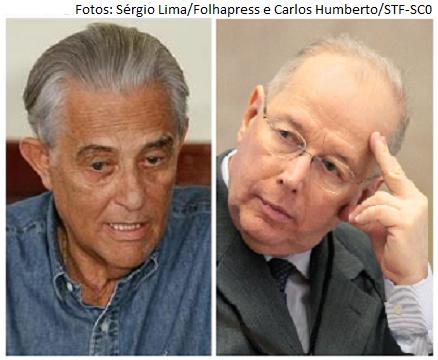 Joaquim Roriz e Celso de Mello