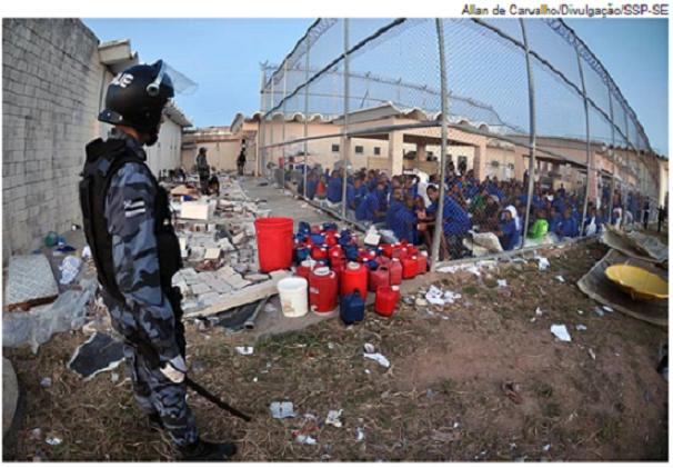 Presídio em Sergipe