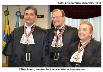Prieto, Lucca e Salete