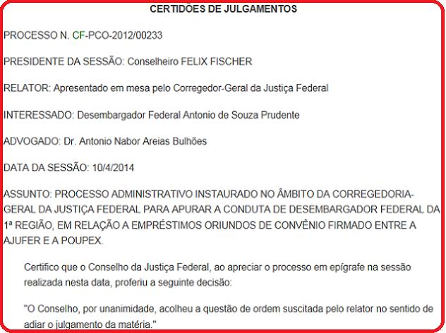 CERTIDÃO AJUFER CJF