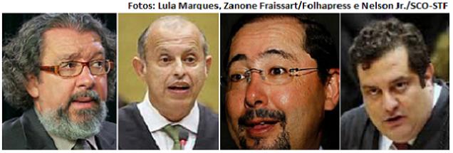 Kakay, Toron, Vilardi e Pacheco