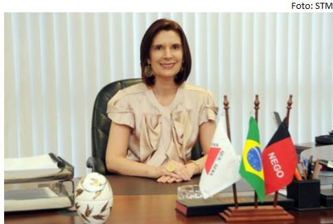 Elizabeth Rocha Ministra STM