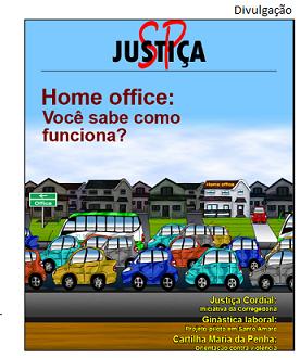 Justiça SP revista
