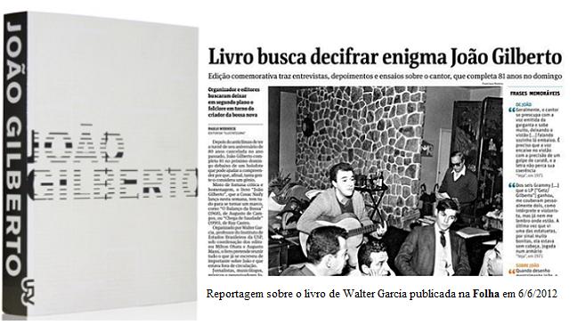 Biografia João Gilberto