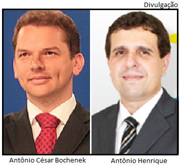 Bochenek e Antônio Henrique