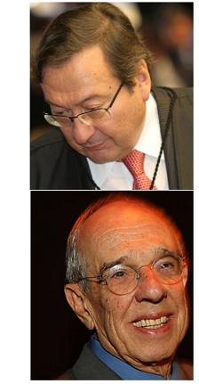 Arnaldo Malheiros e Thomaz Bastos
