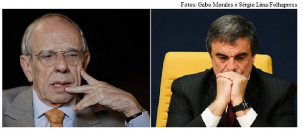 Thomaz Bastos e Eduardo Cardozo
