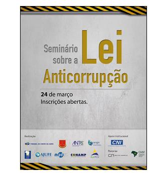 Seminário Lei Anticorrupção