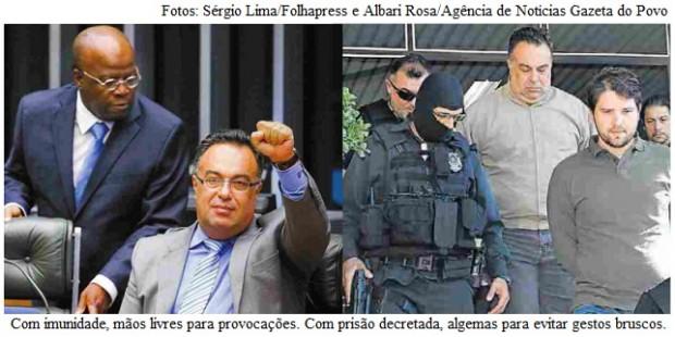 André Vargas em dois tempos
