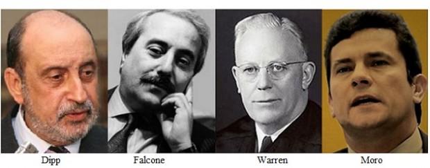 Dipp, Falcone, Warren, Moro