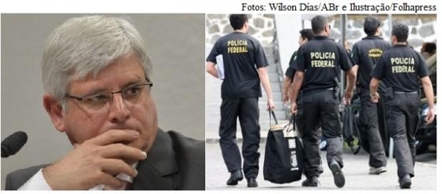 Janot e Polícia Federal