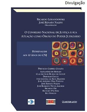 Livro sobre o CNJ