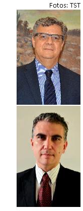 Novos conselheiros do CNJ TST
