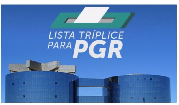 Eleições PGR