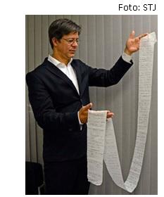 Habeas corpus em papel higiênico