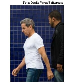 Luiz Estevão preso