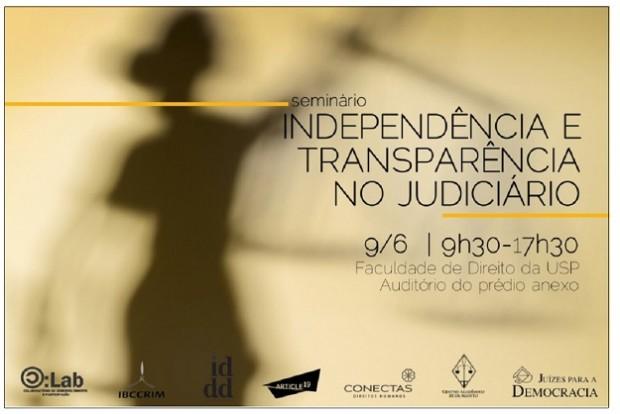 seminário transparência AJD