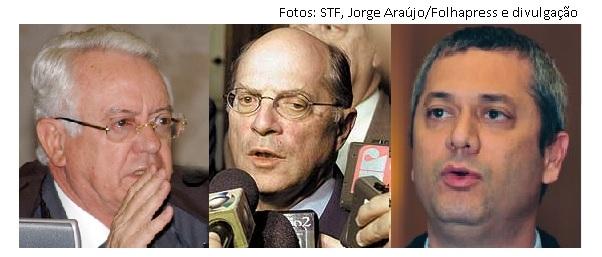 Carlos Velloso, Miguel Reale Júnior e Fábio Medina