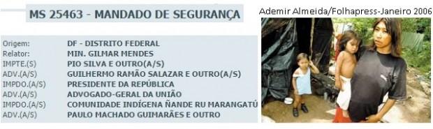 Guaranis caiuás