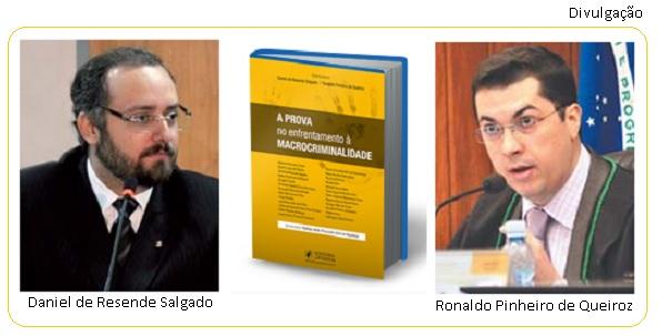 Livro sobre Prova e Criminalidade