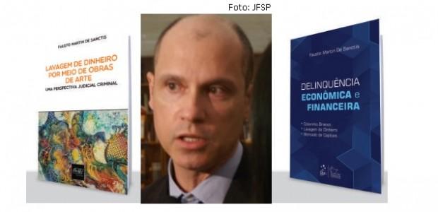Fausto De Sanctis lança livros