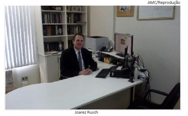 Joarez Rusch