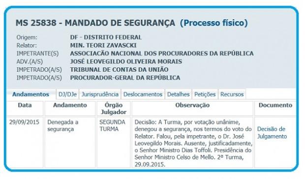 AUXILIO MORADIA MANDADO DE SEGURANÇA