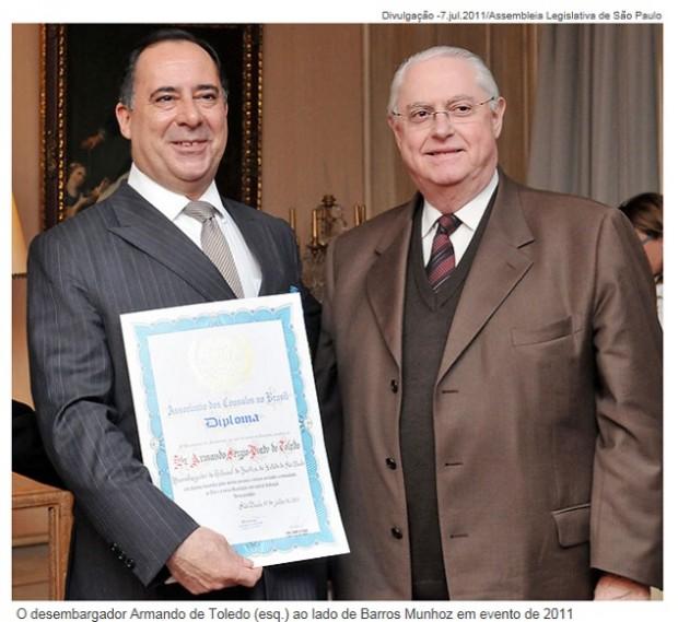 Armando Toledo e Barros Munhoz