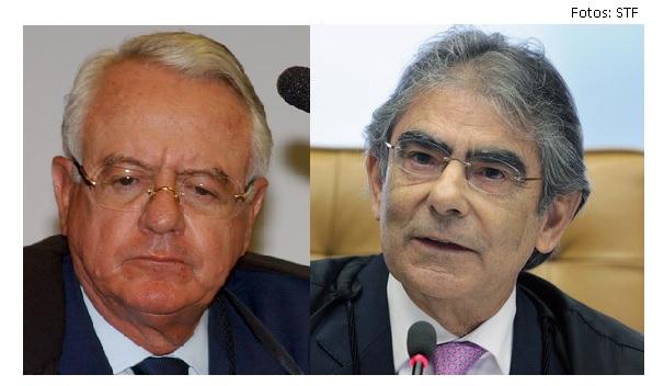Carlos Velloso e Ayres Britto