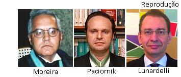 Moreira, Paciornik e Lunardelli