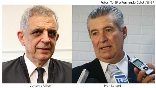 Antonio Villen e Ivan Sartori