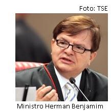 Herman Benjamin no TSE