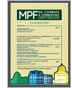 MPF no combate à corrupção
