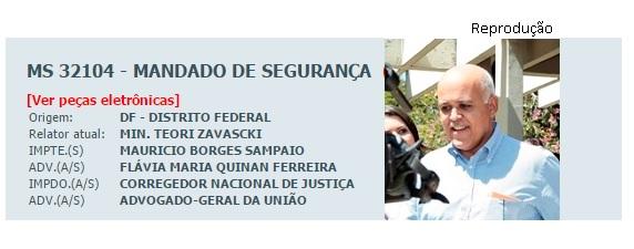 Maurício Borges Sampaio