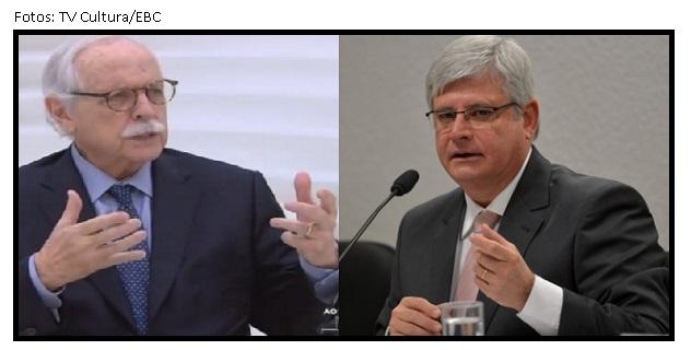 Modesto Carvalhosa e Rodrigo Janot