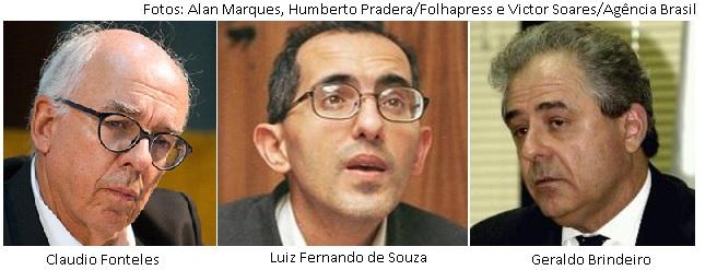 Fonteles, Luiz Francisco e Brindeiro