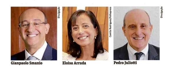 Candidatos a PGJustiça