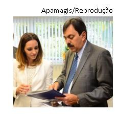 Jayme Oliveira e Tatiana