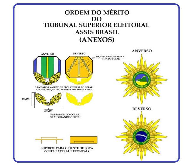 Medalhas Toffoli