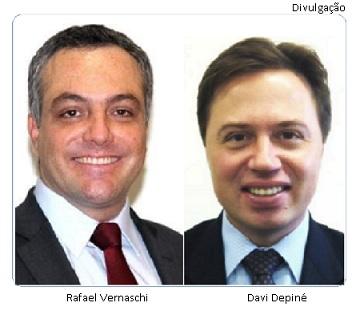 Rafael Vernaschi e Davi Depiné VALE ESTE
