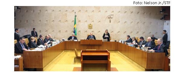 STF sessão plenária