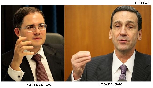 Fernando Mattos e Francisco Falcão