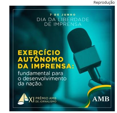 Prêmio AMB de Jornalismo