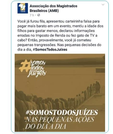 AMB SOMOS TODOS JUÍZES