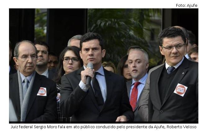 Ajufe contra projeto de Renan