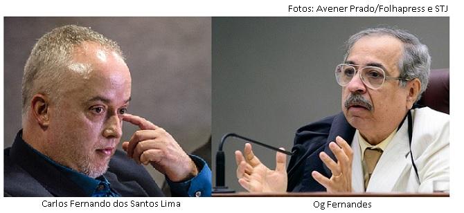 Carlos Fernando dos Santos Lima e Og Fernandes
