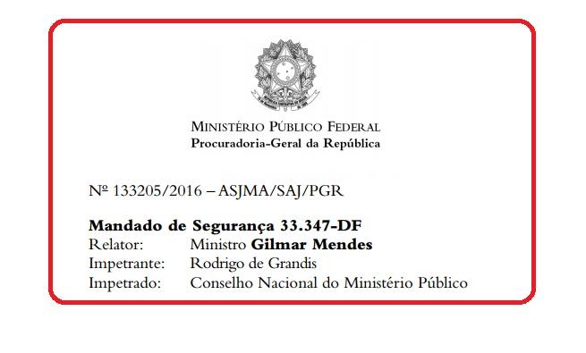 Rodrigo de Grandis MS