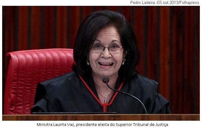 Laurita Vaz presidente