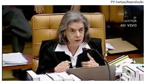 Cármen Lúcia TV Justiça